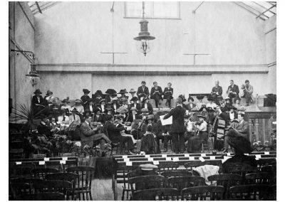 1910 - Concert Rehearsals