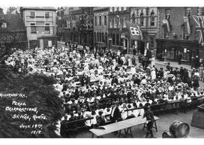 1919 - Peace Celebrations