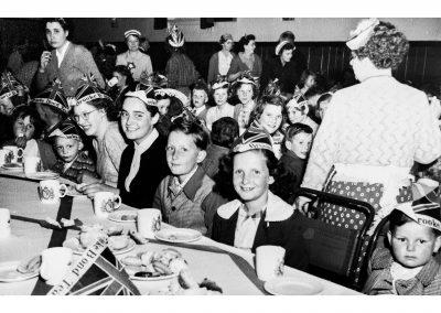 1953 - Coronation Tea