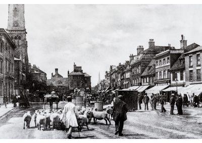 1900 - Market Day