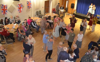 Fundraising Success at St Ives Tea Dance