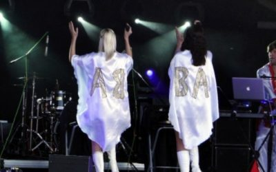 ABA QUEENS ABBA Tribute Show – Saturday 16th June 2018